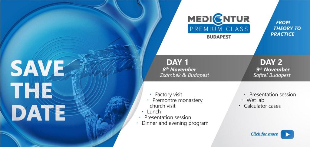 Medicontur Premium Class 2019